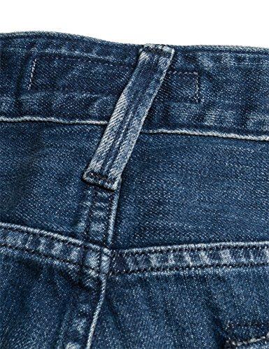 Waitom 660 Pantolon Blu Da blue 10 Denim Uomo Straight Replay wfS8dqw