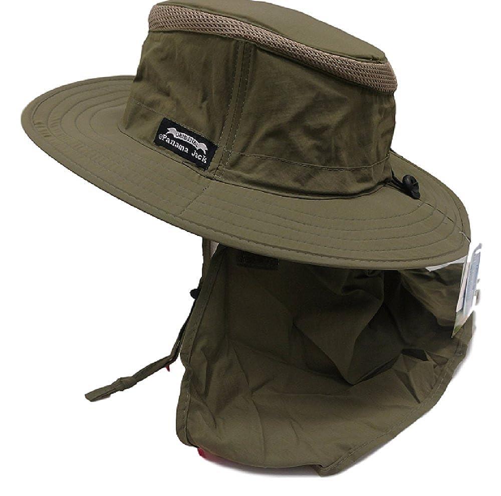 Panama Jack Mens Crown Pocket Boonie Hat