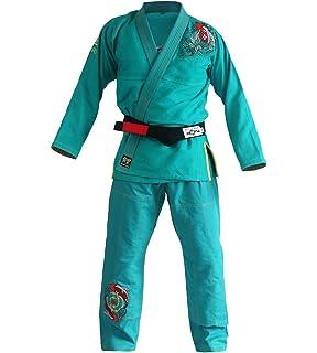Amazon.com : FLOURY Lightweight BJJ Gi, Brazilian Jiu Jitsu ...