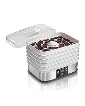 Hamilton Beach 32100A Food Dehydrator for Jerky