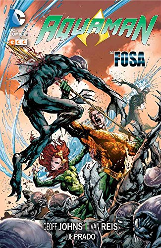 Descargar Libro Aquaman: La Fosa Geoff Johns