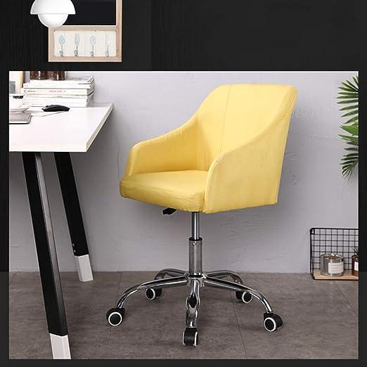 Afanyu Sillón tapizado Afanyu, sillas de escritorio con ...