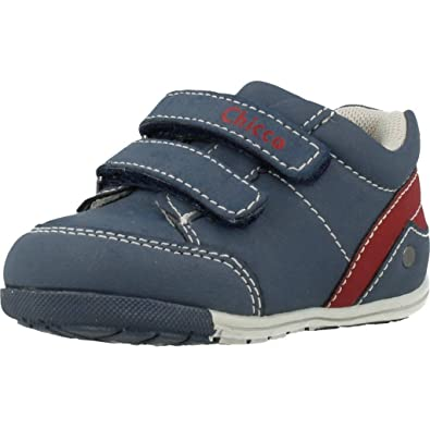 Chaussures Ni�o Lacets, Bleu, Marque Chicco, Modèle Chaussures À Lacets Chicco Ni�o Garius Bleu