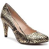 Vince Camuto – Kardri – Color: Multi Golden Brown Glazed Snake – Size: 7.5