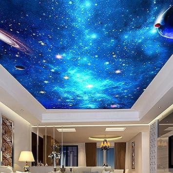 Leegt 3D Tapete Wallpaper Mural Custom 3D Fototapete Deckengemälde ...