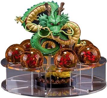 EASTVAPS Dragon Ball Z Shenron Shenlong Figura con 7 Bolas Dragonball Anime