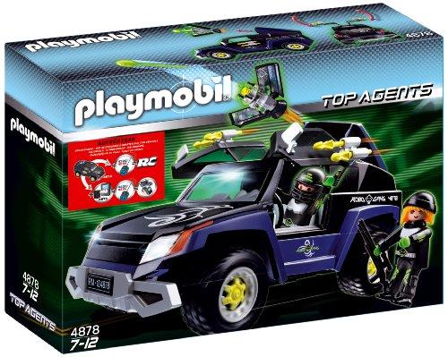 playmobil robo gang truck - 1
