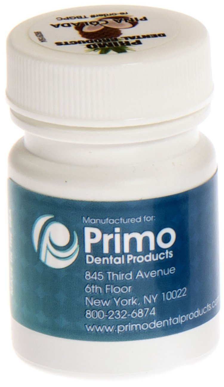Primo Dental Products TBGPC Topical Benzocaine Gel, 1 oz, 20% Pina Colada