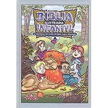 Bíblia Ilustrada Infantil Cor Prata