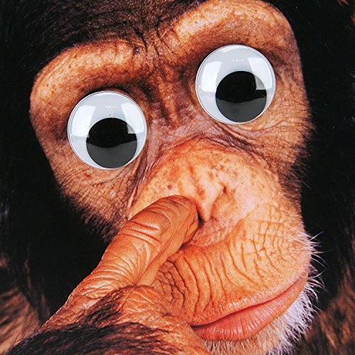 Hallmark Funny Father's Day Greeting Card (Snot Monkey Humor) Photo #6