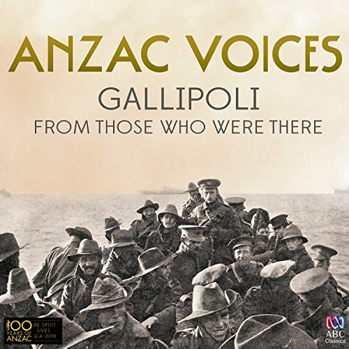 - Life on Gallipoli (Elegy 'In memoriam Rupert Brooke, Loch Lomond, Bushes and Briars – Excerpts)
