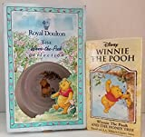 THE WINNIE-THE-POOH COLLECTION: BABY SET 2 PIECES, BABY PLATE AND TWO HANDLED MUG (PLUS BONUS) DISNEY WINNIE THE POOH AND THE HONEY TREE VHS TAPE
