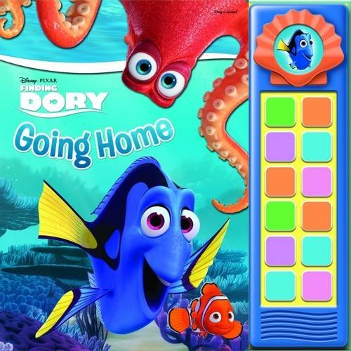 Mini Dlx Custom Frame Finding Dory 'Going Home' (Mini Deluxe Custom Frame Sound) by Disney (Frame Findings)