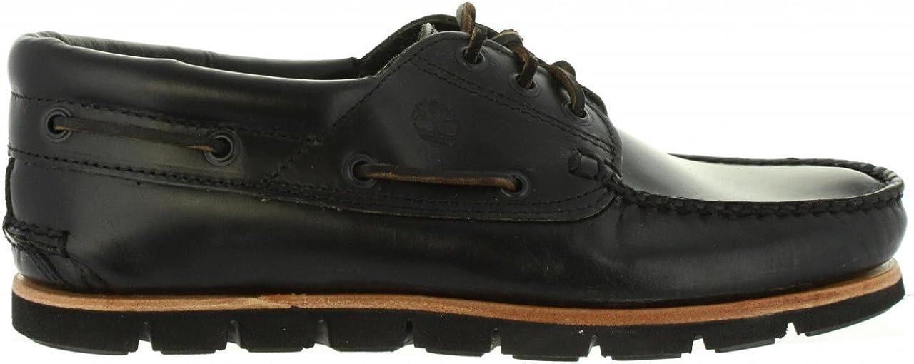 TALLA 41.5 EU. Zapatos de Hombre TIMBERLAND A1MWS Black