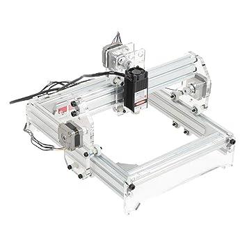 TOPQSC 20 X 17cm Máquina De Grabado Láser Kit de Bricolaje ...