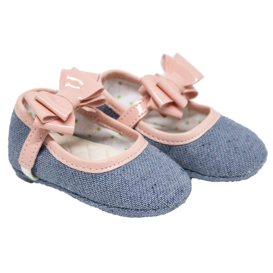 Pimpolho Baby Girl Reversible Shoes