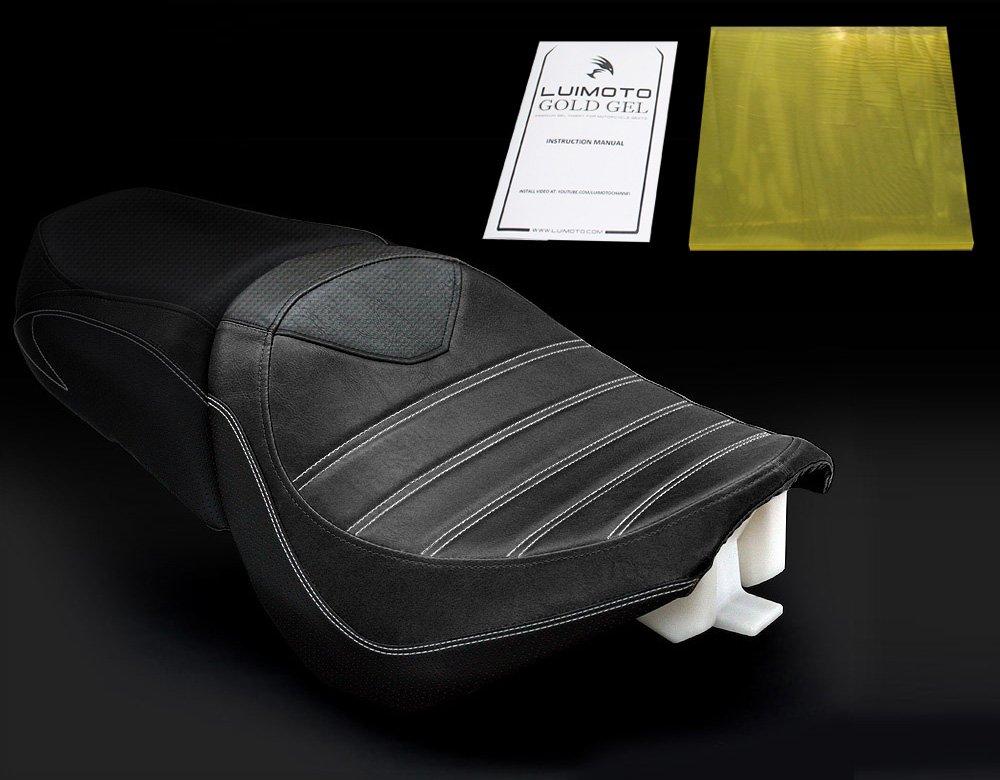Suzuki Boulevard M109R Luimoto Sport Cruiser Seat Cover For Rider + Gel Pad