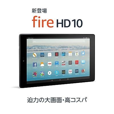 Fire HD 10 タブレット 16GB