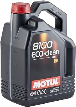 Motul 102889 Motoröl 8100 Eco Clean 0w 30 5 L Auto