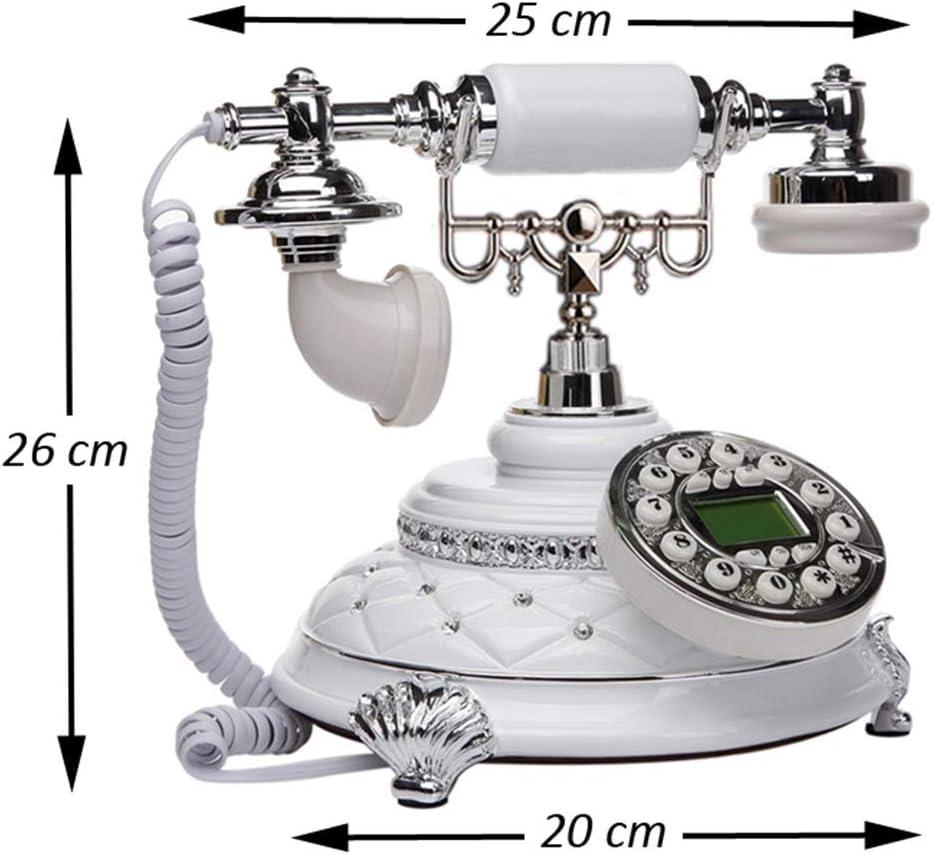 DGHJK Teléfono con Cable, teléfono Antiguo 4G Soporte gsm 900 ...