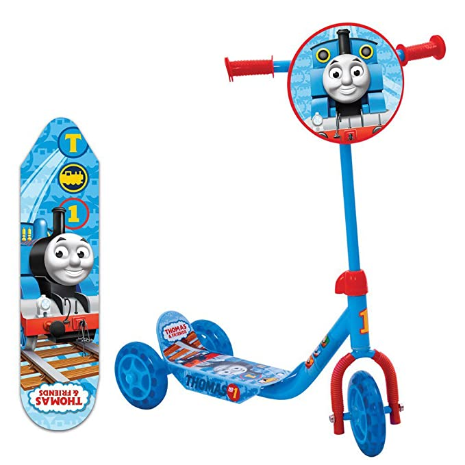 Amazon.com: Thomas & Friends tri- Scooter: Toys & Games