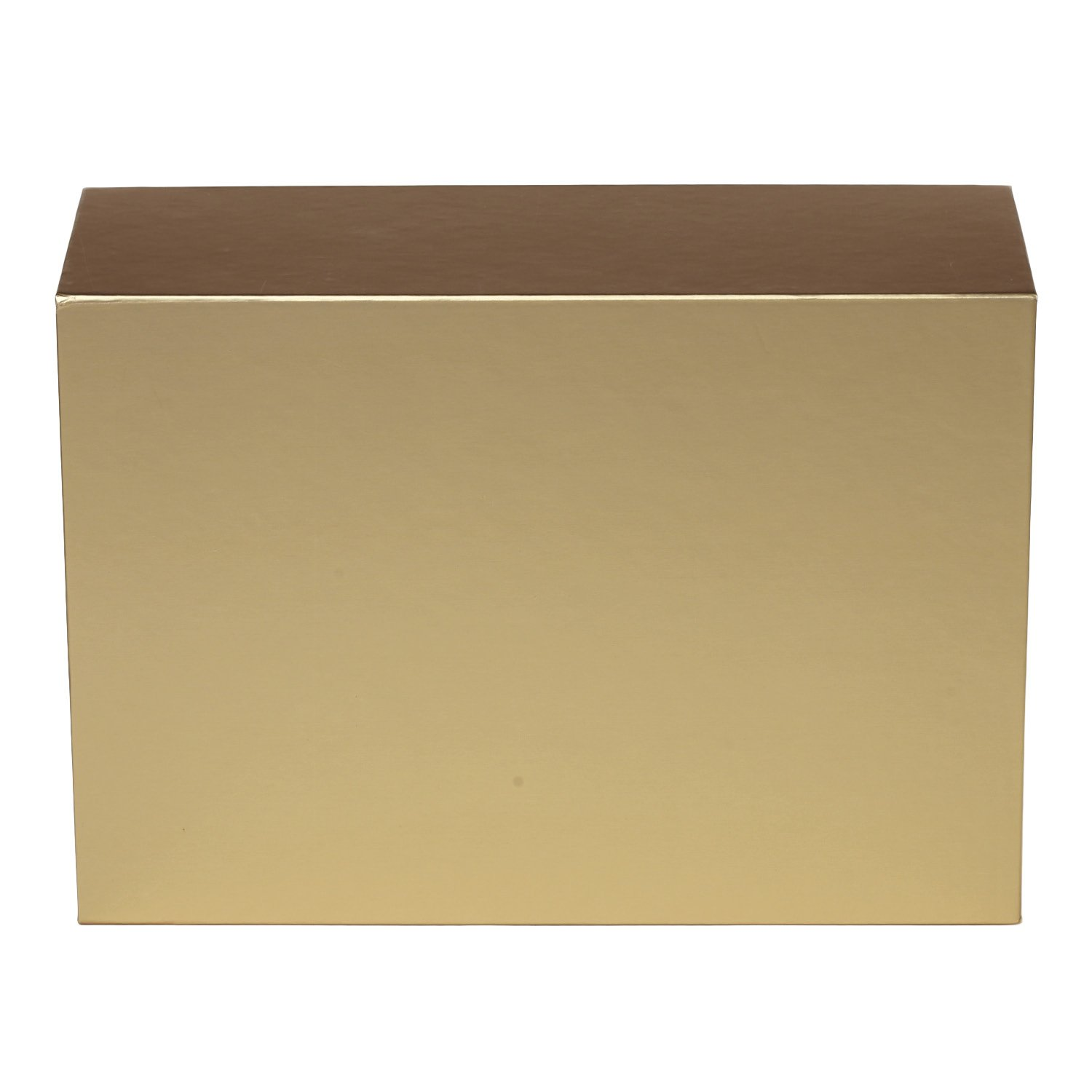 Amazon.com : Jillson Roberts 2-Count Small Magnetic Closure Gift Boxes Available in 5 Colors, Metallic Gold Matte : Office Products