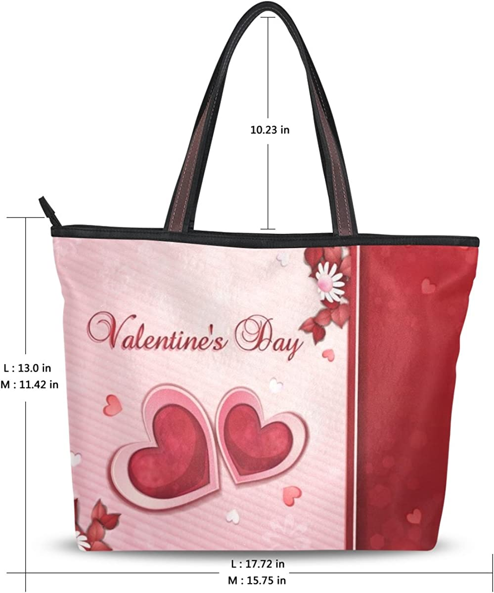 My Daily Women Tote Shoulder Bag Colorful Floral Collection Handbag