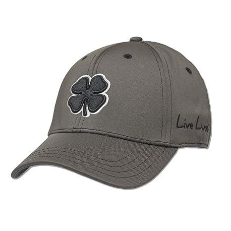 Amazon.com  Black Clover Men s Premium Fitted Low Profile Ball Cap ... 7c060fce284