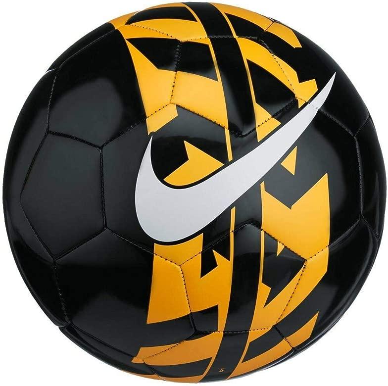 Nike NK React Balón de Fútbol, Unisex Adulto, Negro / (Black/Laser ...