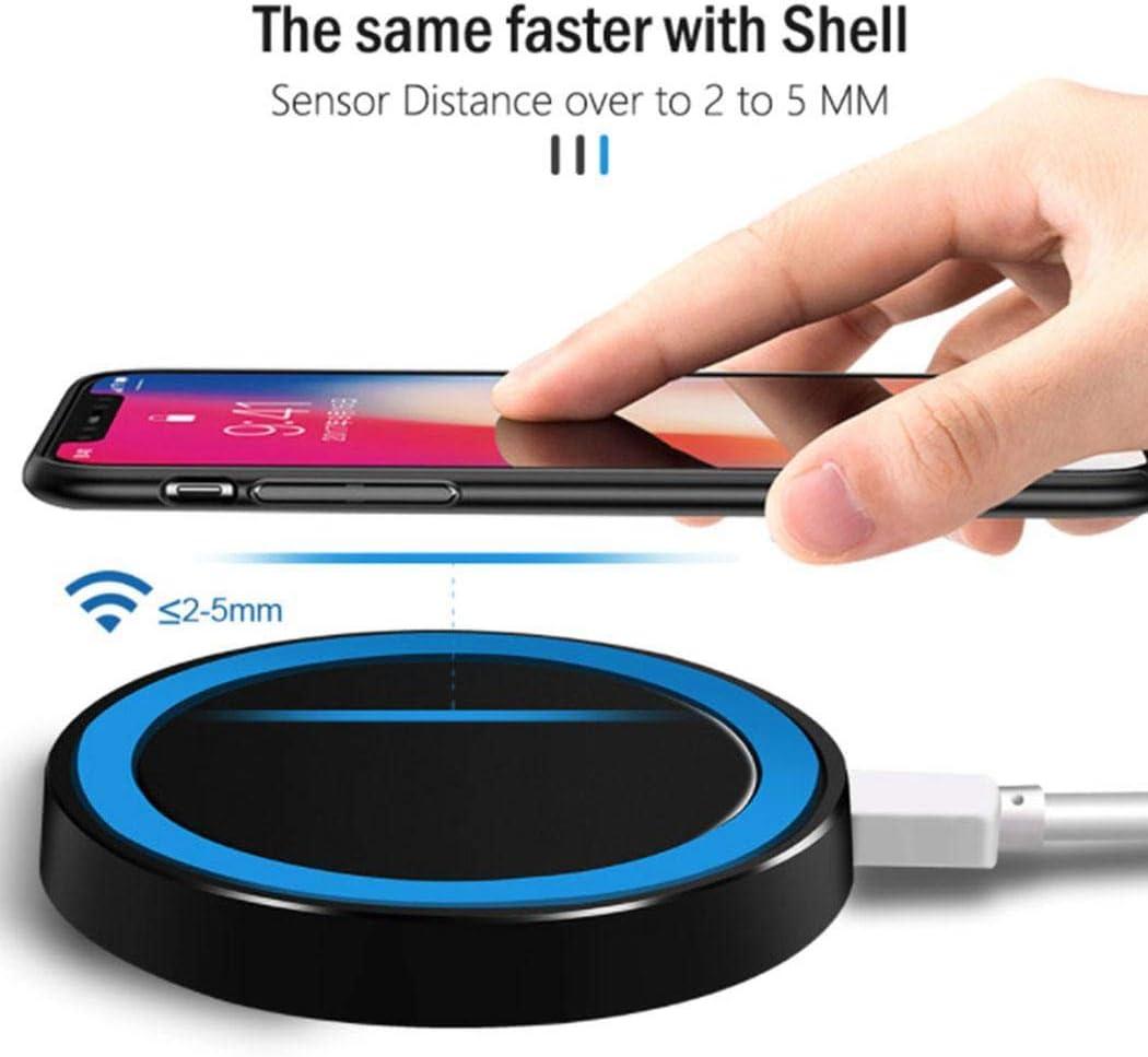Kloius QI Transmisor de Cargador inalámbrico para teléfono móvil multifunción Accesorios