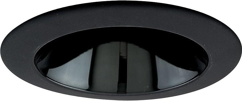 """Recessed 4/"""" Cone Trim Black Alzak PROGRESS LIGHTING P8049-31"""