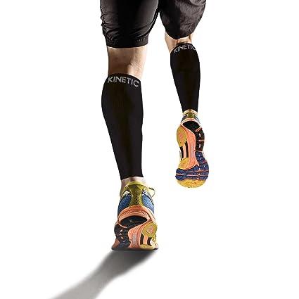 Amazon Kinetic Calf Compression Sleeve Footless Leg Socks For