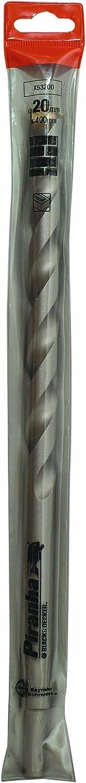 Piranha Masonry Drill Bit 20 x 400 mm