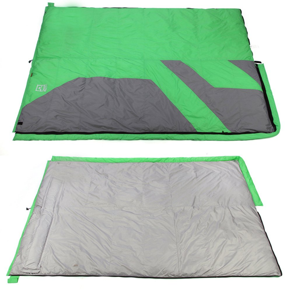0℃ Outdoor Outdoor Outdoor Kompakte Wasserdichte Leichte Rucksack-Schlafsack-Ultralight-Umschlag-Tasche Für Das Wandern und Das Kampieren bf3f64