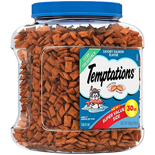 TEMPTATIONS-Classic-Treats-for-Cats-Savory-Salmon-Flavor-30-Ounces