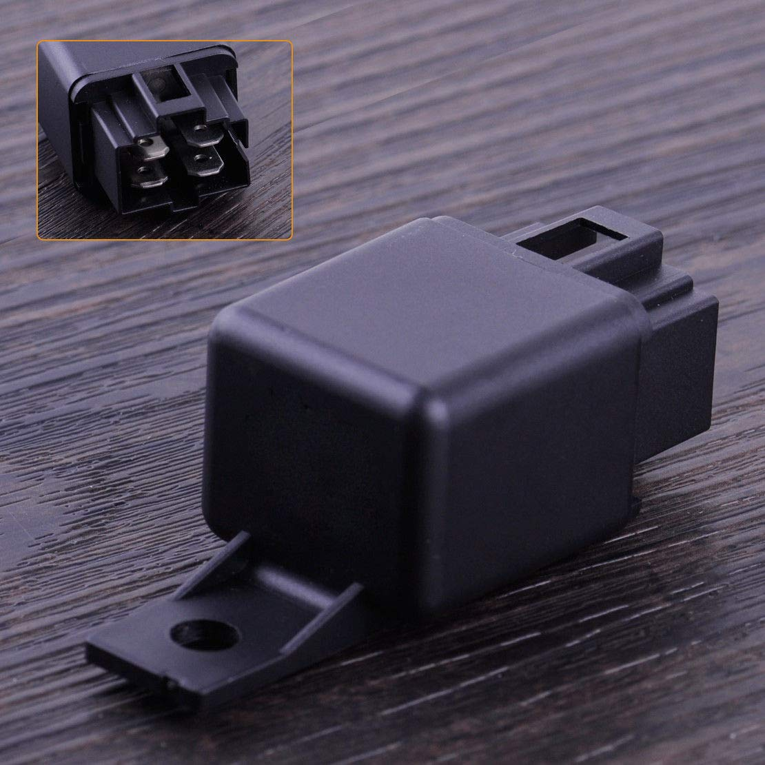 FidgetKute YL-388-S 12V 30A Relay Fit for Universal Fog Driving Light on