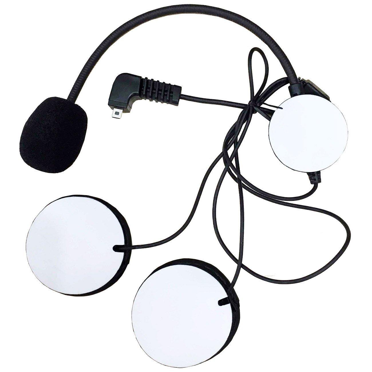 BT-S2/Casque Intercom pour moto avec microphone