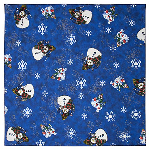 Snowmen - Royal Bandana