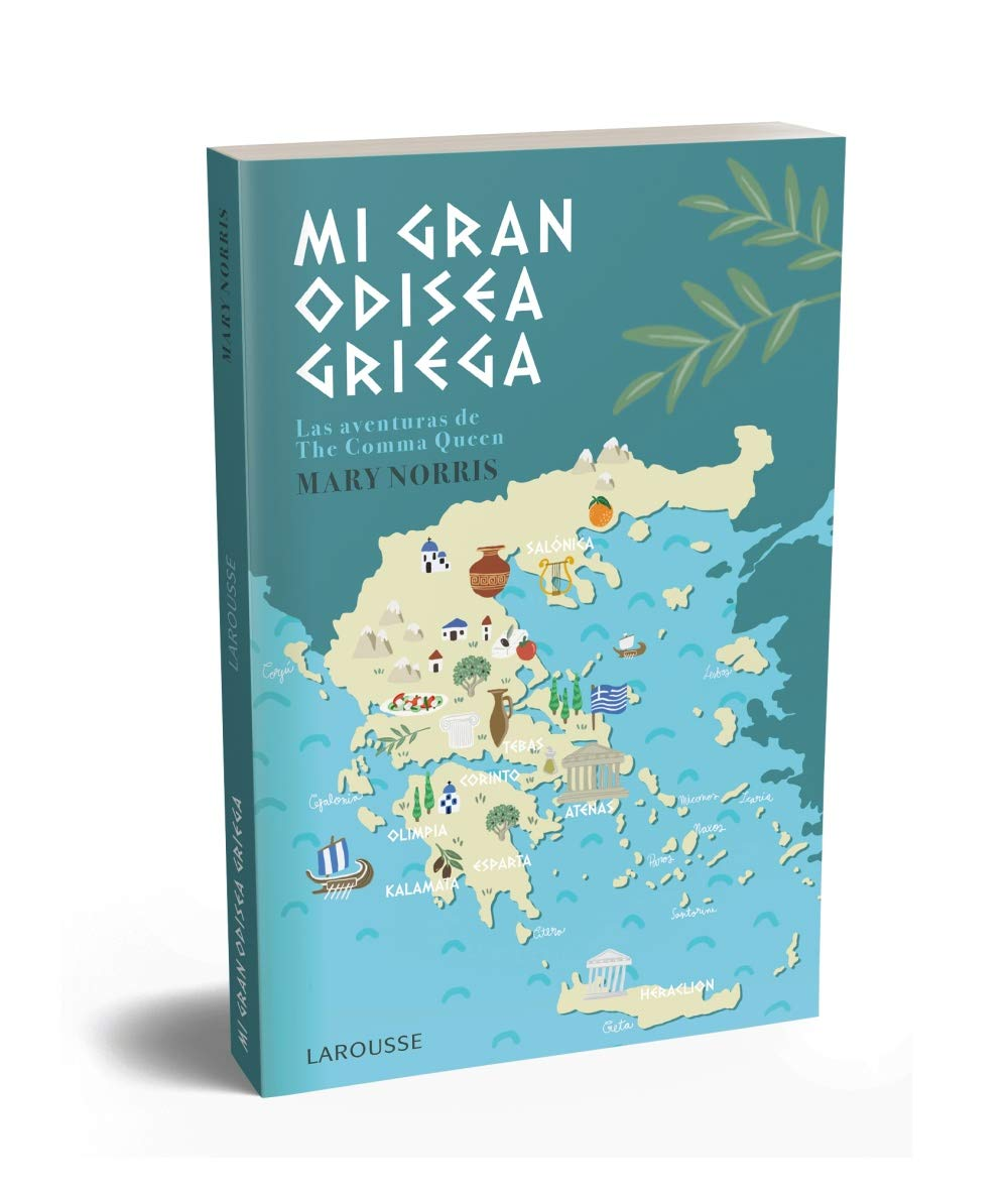 Mi gran odisea griega: Las aventuras de The Comma Queen Larousse ...