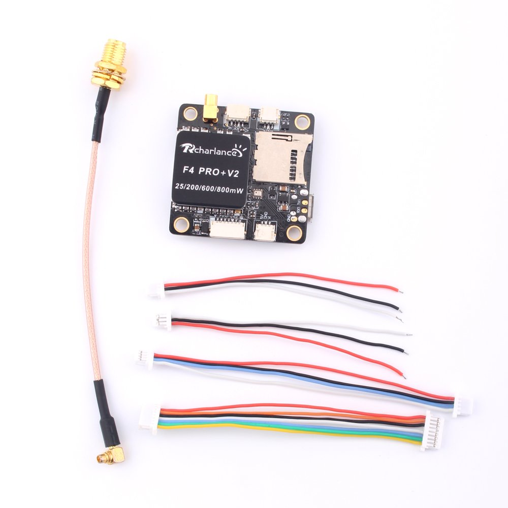 F4 Pro V2 Flight Controllerrcharlance Upgrade 36 X 36mm Frsky Cc3d Wiring Diagram Omnibus Controller With Betaflight Osd 5v Bec Current Sensor For Rc