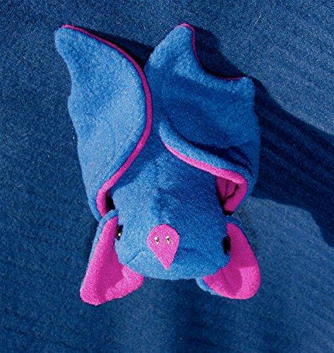 anime toy bat plush Fruit Bat Plushie Kawaii Blueberry Bat plushie