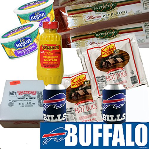 Ultimate Tailgating Grillin' Pack
