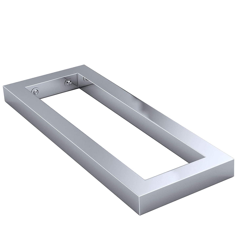 45x3x15cm Mai /& Mai Supporto da Parete per Lavandino Lavabo dAppoggio Mensole WH01 Reggimensola Porta-Asciugamani in Acciaio Inossidabile BTH