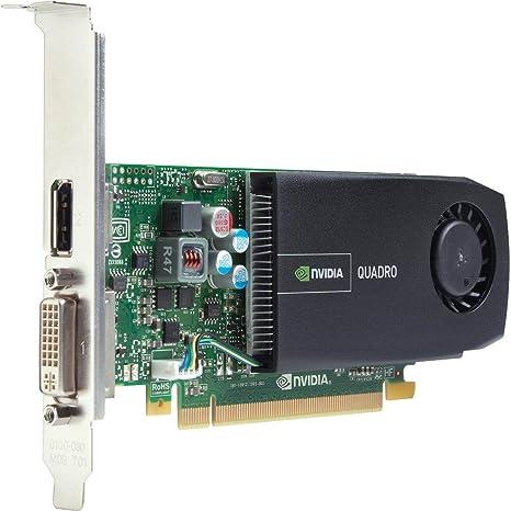 Amazon.com: HP Quadro 410 tarjeta gráfica – 512 MB a7u60aa ...