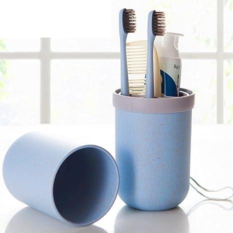 Cepillo Herramienta almacenamiento boxportable vasos caja DENTAL accesorio de pasta de dientes cepillo de dientes de