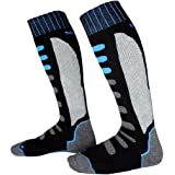 Generic Winter Sports High Performance Ski Snowboarding Walking Hiking Long Boot Thermal Socks for Men and Women
