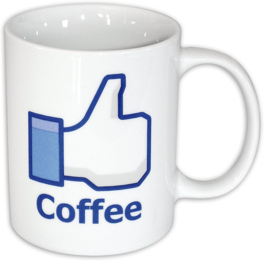 Spinning Hat - Taza de café (cerámica), diseño con dibujo de