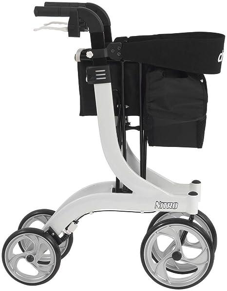 Amazon.com: Nitro Euro Estilo andador rollator, tall ...
