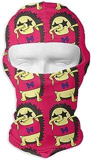 Tampon léger de bandana léger de masque sportif de sport d'utilisation multi de chien hérisson tamponnant pour la randonnée, en cours d'exécution
