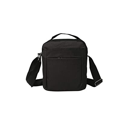 722b0115fe56 Amazon.com: Men's Travel Bags Cool Canvas Bag Fashion Men Messenger ...